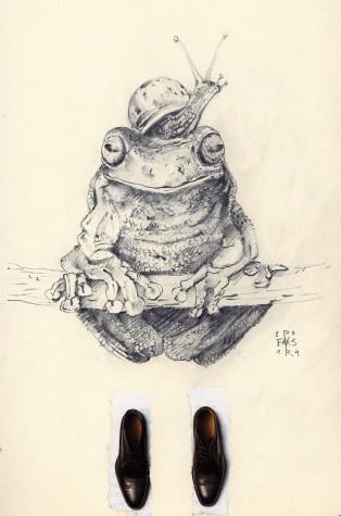 Žaba i puž