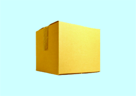 kutija zatvoreno sa plavom podlogom