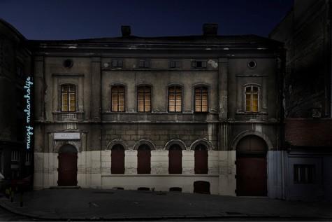 muzej melanholije - neon 1